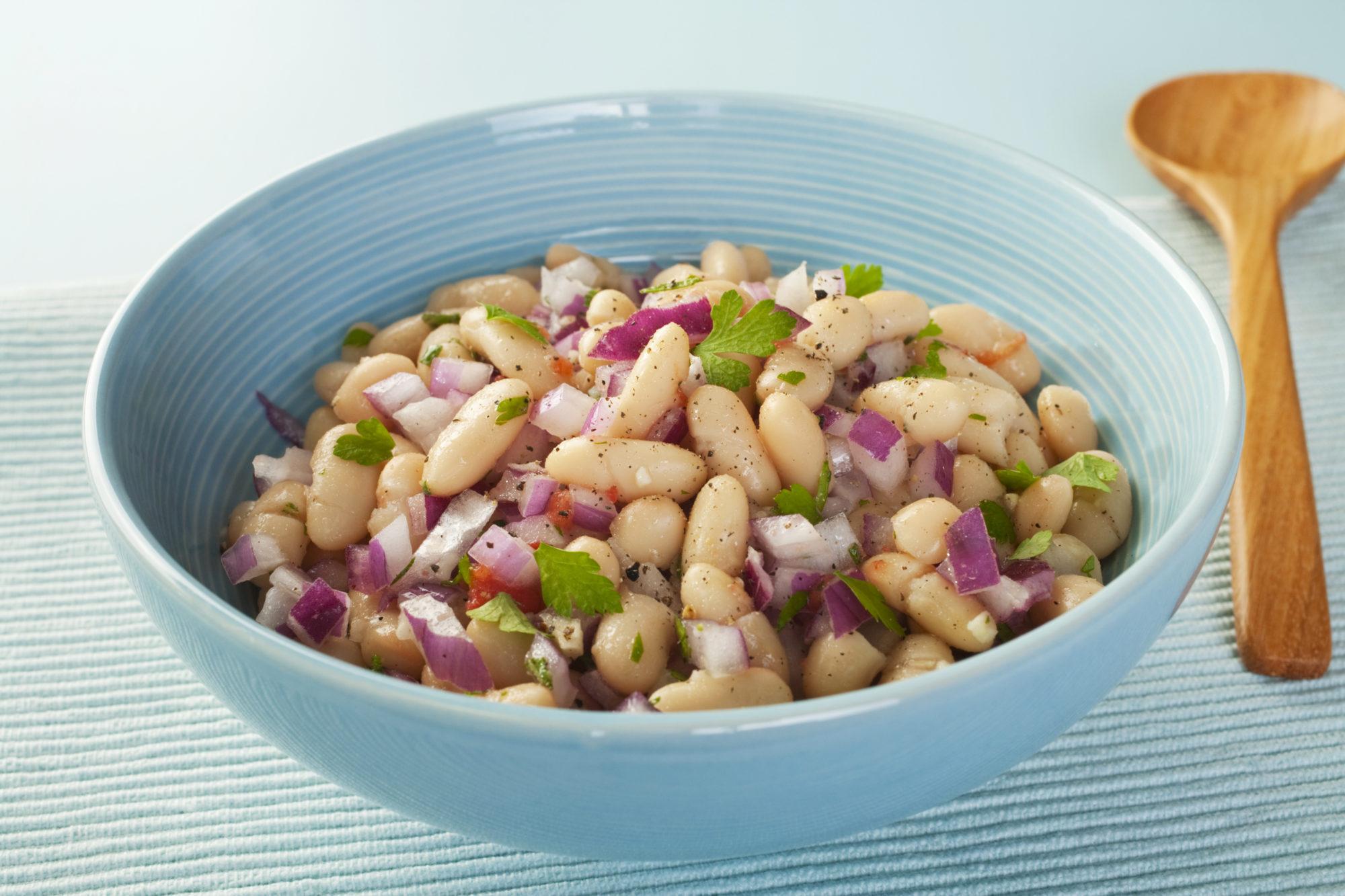 lemon-parsley-bean-salad